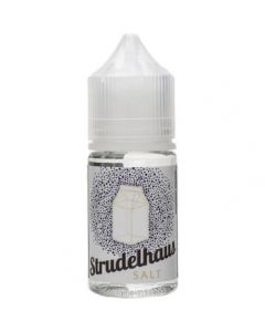 THE MILKMAN SALT NICOTINE E-LIQUID STRUDELHAUS