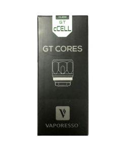 Vaporesso GT cCell SS316L 0.5ohm 15-40W 3pc/pk