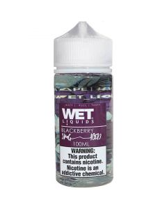 WET LIQUIDS BLACKBERRY ICED