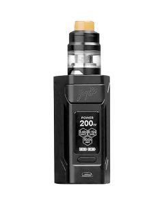 Wismec Reuleaux RX2 200W 20700 w/ 4Ml Gnome Tank