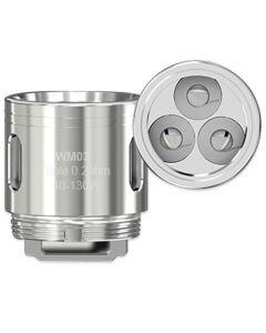 WM03 triple head 0.2ohm coils 5ct/pk