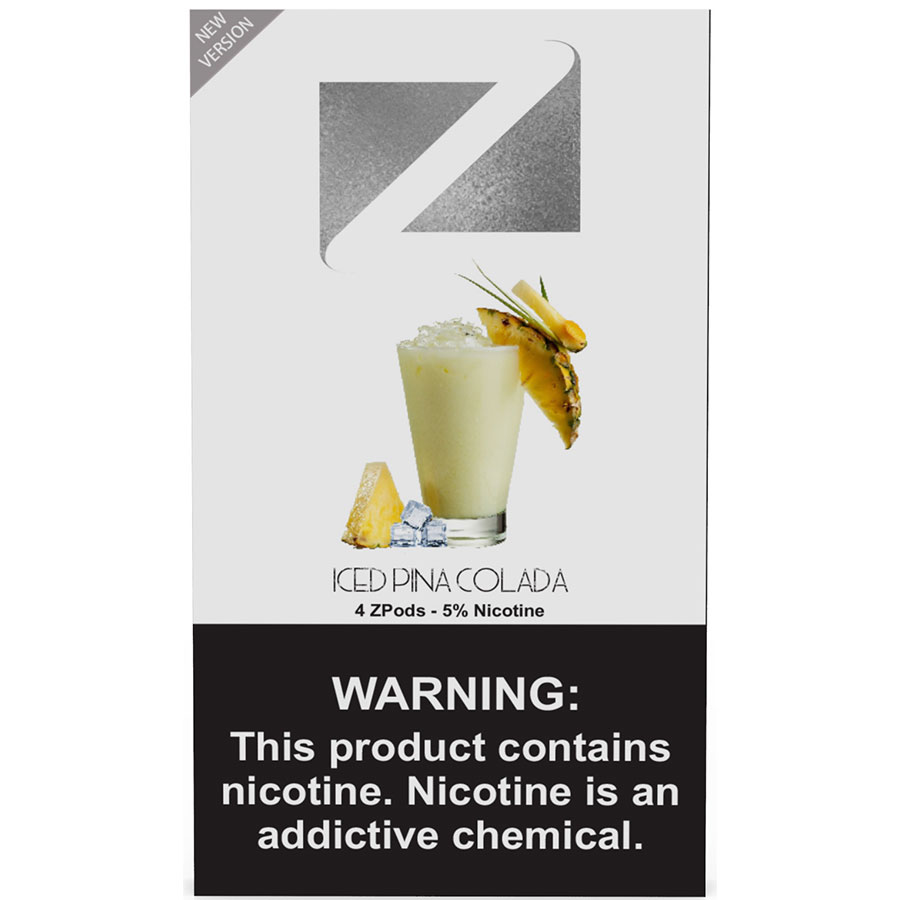 ZiiP Pods For Juul Iced Pina Colada