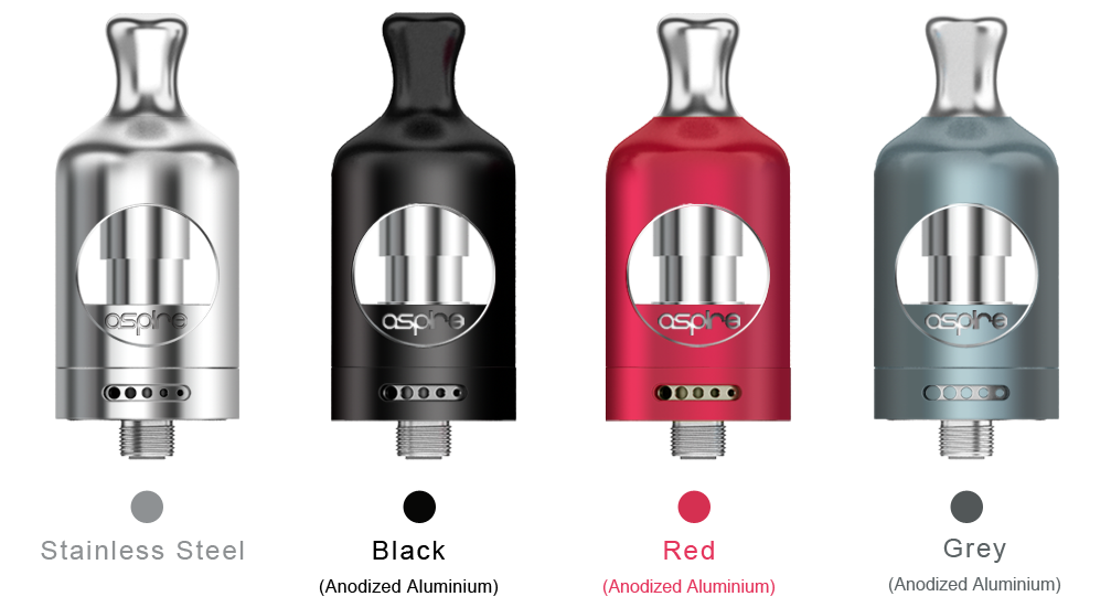 Aspire Nautilus 2 available colors