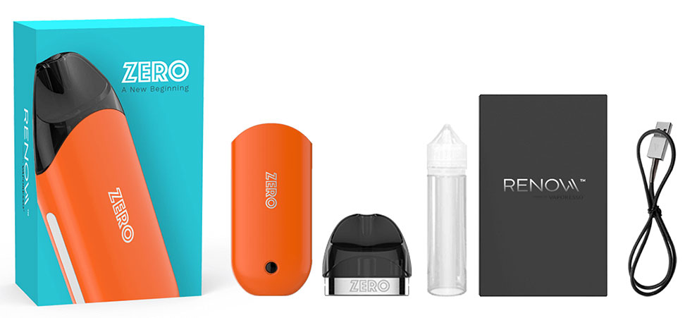 vaporesso renova kit contents