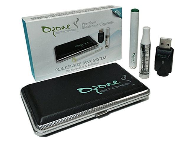 OzoneSmoke™ E-Cigarette Mini Vaporizer Single Battery Kit (1.3ml tank)