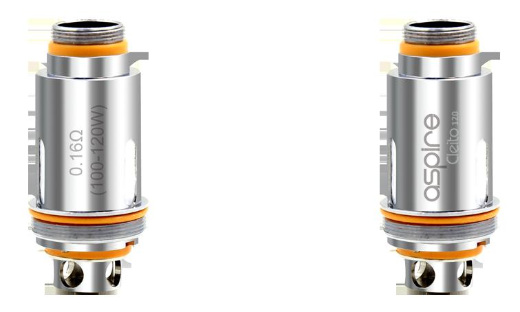 Cleito 120 Coil Atomizer