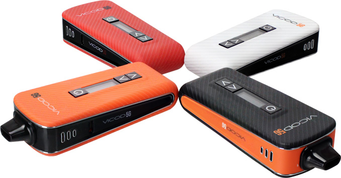 Atmos Vicod 5G Available Colors: Black, orange, red, white