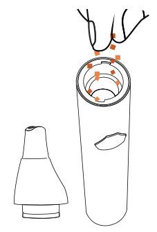 refill instructions