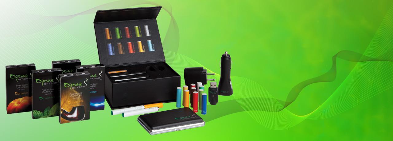 OzoneSmoke starter kits