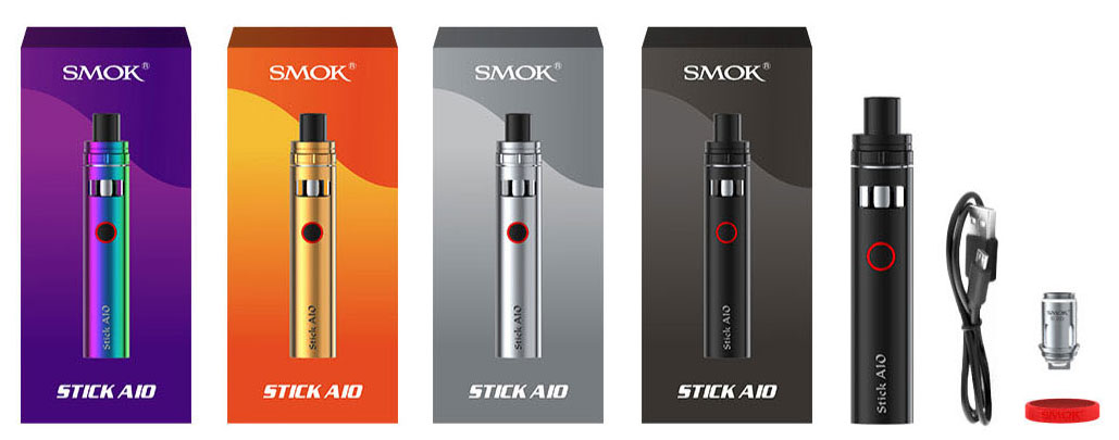 Smok Stick AIO Package contents