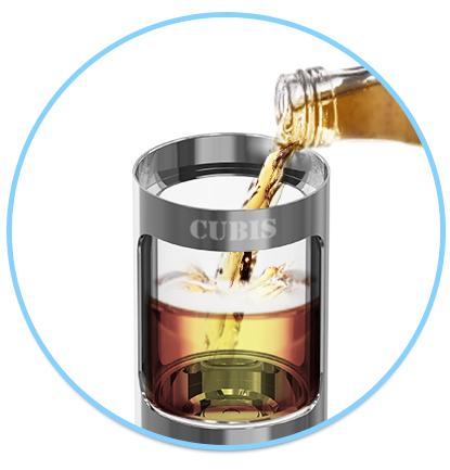 OzoneSmoke Joyetech Cubis E-juice filling