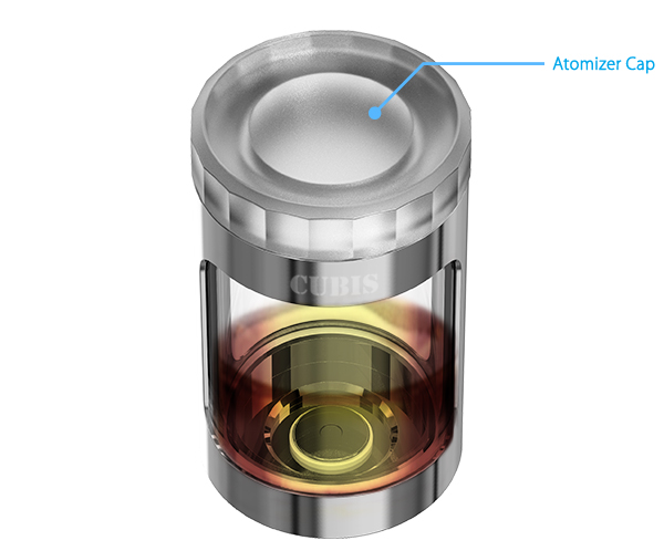OzoneSmoke Joyetech Cubis special Designed Atomizer Cap